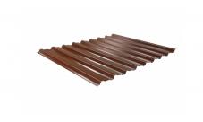 Панель Премиум 860х1970мм коричневый RAL 8017