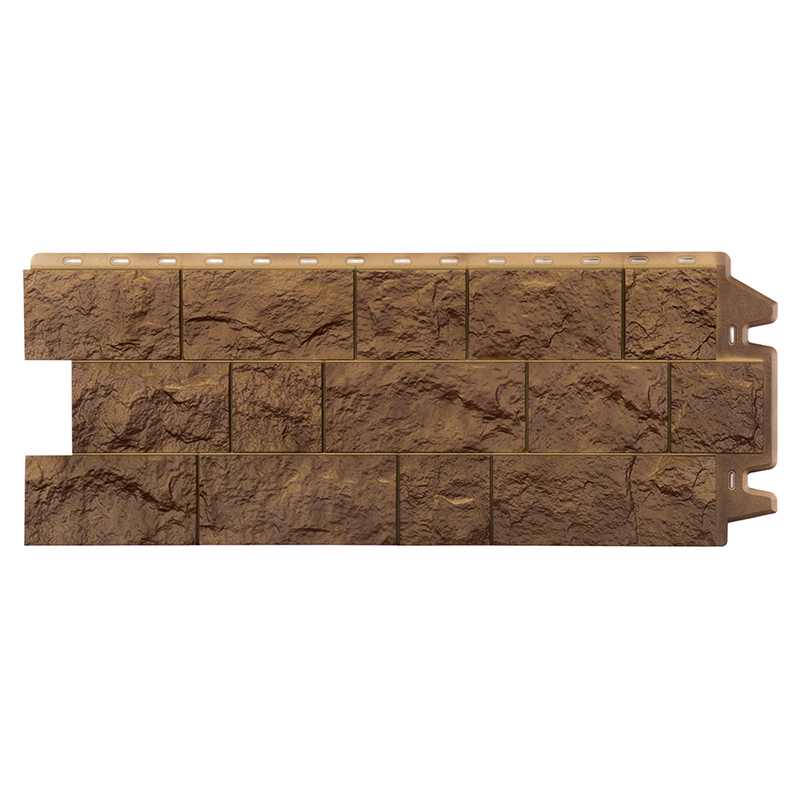 Панель Крупный камень (Fels) Ржаной