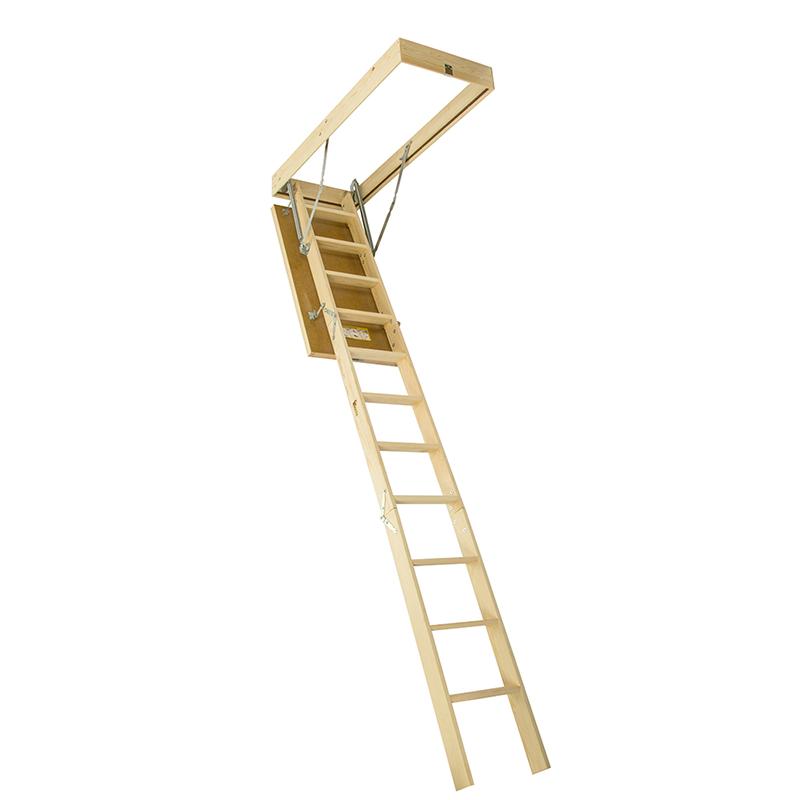 Чердачная лестница DSS 70*120*280 см стандарт