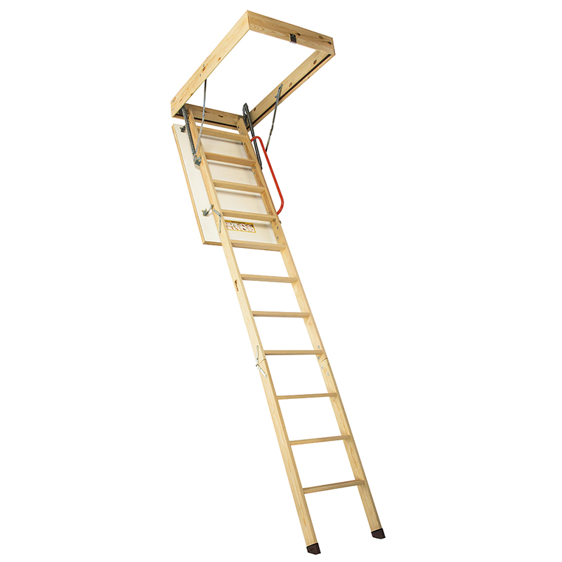 Чердачная лестница DSС 60х120х280 см комфорт