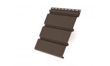 Софит Т4, коричневый, гладкий