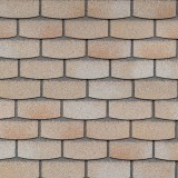 ТЕХНОНИКОЛЬ HAUBERK фасадная плитка, Камень, Травертин 2,2м2/уп