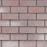 ТЕХНОНИКОЛЬ HAUBERK фасадная плитка, Мраморный кирпич 2м2/уп