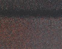 ТЕХНОНИКОЛЬ Гибкая черепица, коньково-карнизная, Азия 5м2/уп