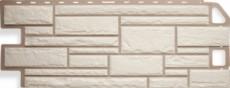 Панель Камень 1,14 х 0,48м (Белый)
