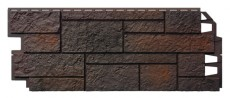 Фасадная панель VOX Solid Sandstone DARK BROWN