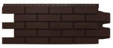 ФП Grand Line клинкерный кирпич стандарт коричневая (10)