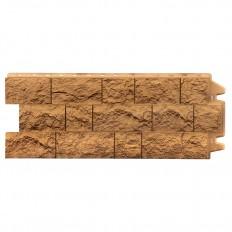 Панель Крупный камень (Fels) Терракотовый