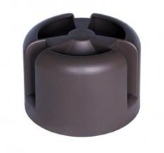 Колпак для трубы  VT110 (коричневый)