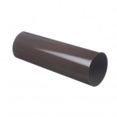 Водосточная труба, 3м (шоколад)