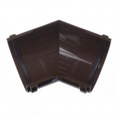 Угловой элемент 135 гр. (шоколад)