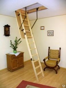 Чердачные лестницы Standard/Comfort