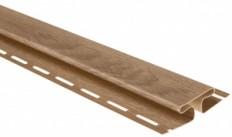 Планка «соединительная» К-18 - «Орех» - 3,00м.
