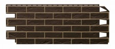 ФП VOX Vilo Brick DARK BROWN с фугой